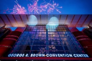 Author   Writer Lisa Marie Runfola Book Signing in Houston, Texas @ George R. Brown Convention Center