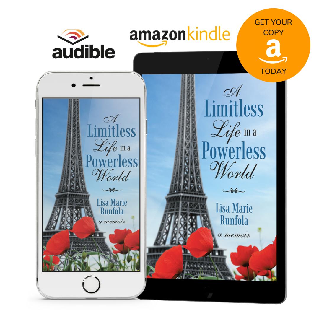 A LIMITLESS LIFE BOOK AUDIO-KINDLE MOCKUP